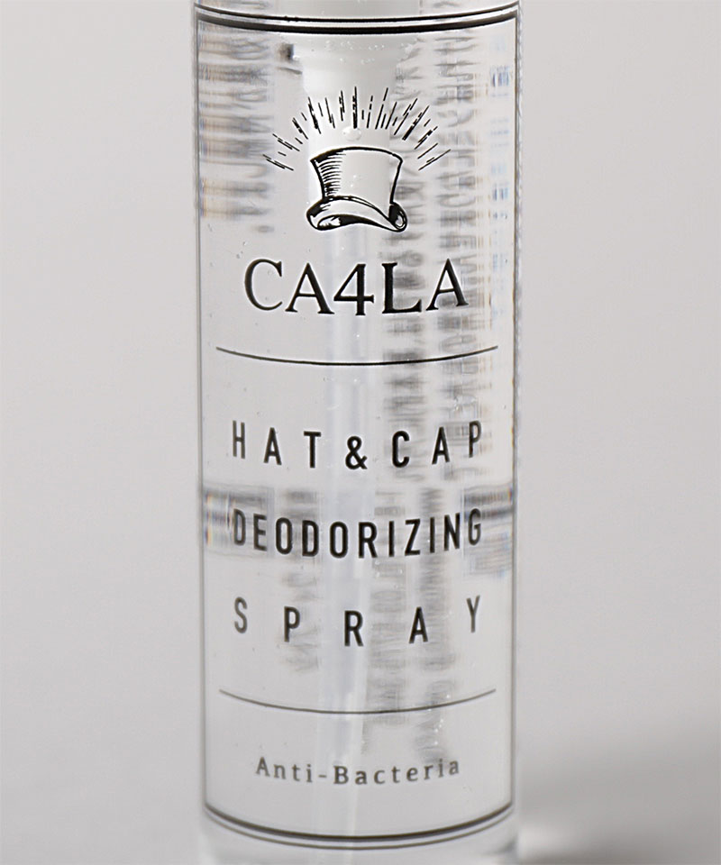 CA4LA HAT&CAP DEODORIZING SPRAY
