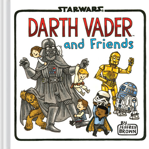 STARWARS DARTH VADER and Friends クロニクルブックス