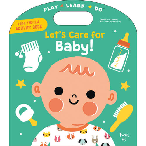 Let's Care for Baby! クロニクルブックス