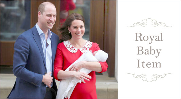 royal baby item