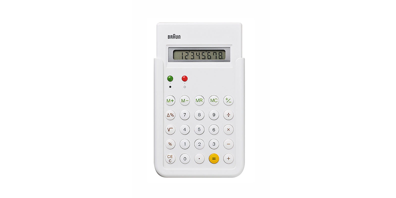 BRAUN Calculator 電卓