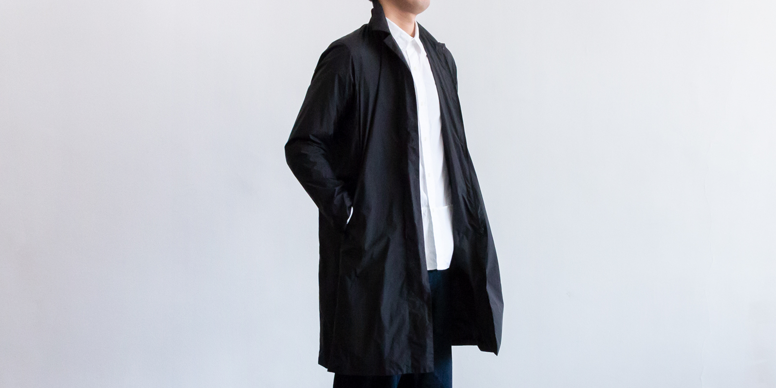 d 003 TRAVEL COAT・L