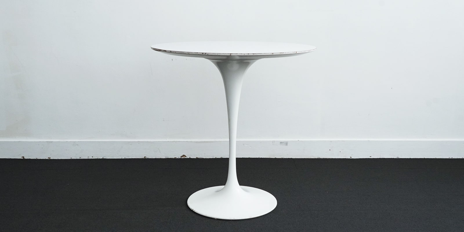 【sold out】knoll チューリップラウンドテーブル(USED)