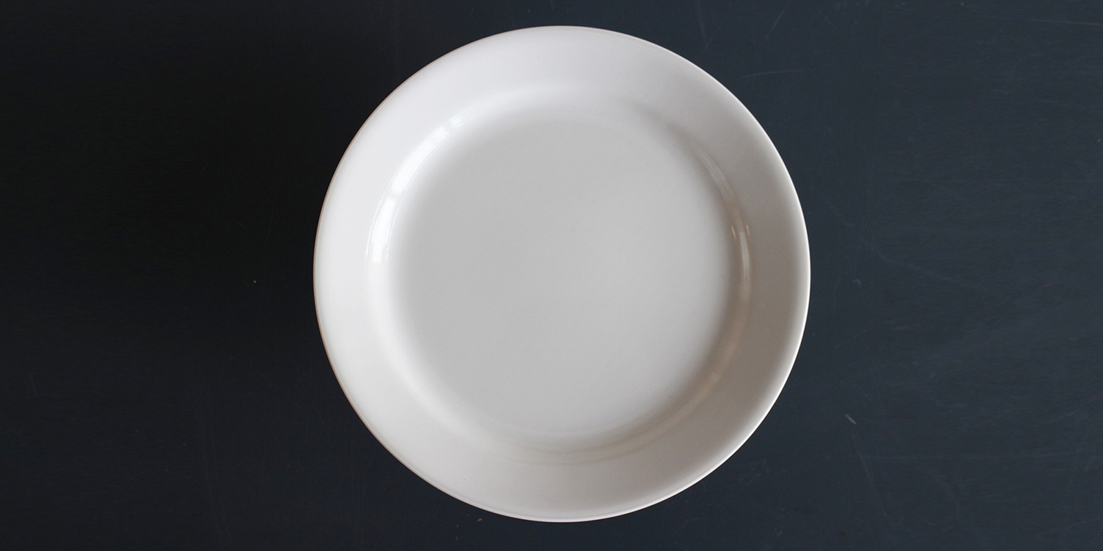 【sold out】CORELLE アイボリープレート23cm