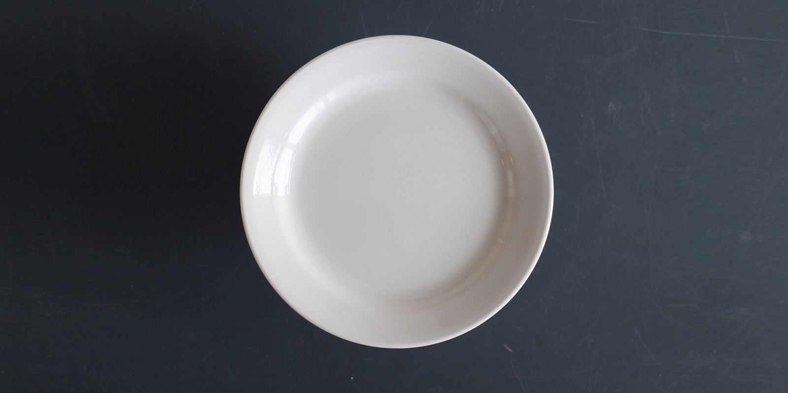 【sold out】CORELLE アイボリープレート18cm