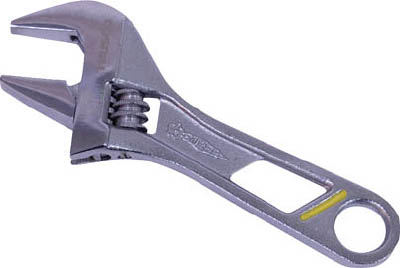 wide monkey wrench 15 ° type 100mm TWM15-100 TRUSCO Torasuko