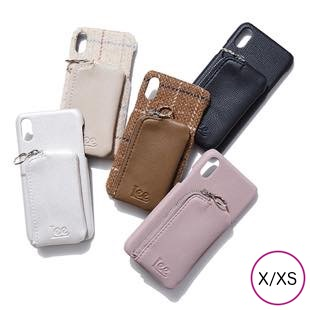 [サミールナスリ]Lee×SMIRNASLI/Pouch Mobile for iPhone X/XS
