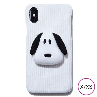 [サミールナスリ]PEANUTS/Face Mobile for iPhone X/XS