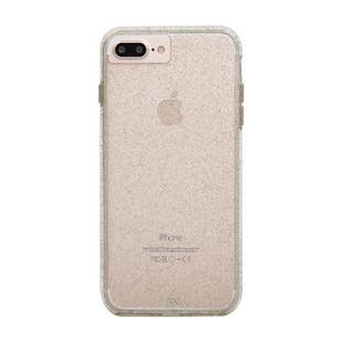 Case-Mate Sheer Glam Case Champagne for iPhone 7 Plus / 6s Plus / 6 Plus