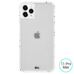 [ケースメイト]Case-Mate Tough Speckled White for iPhone 11 Pro Max