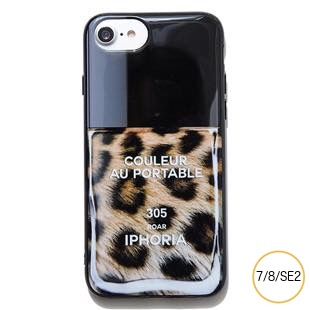 [アイフォリア]Nailpolish Coleur Au Portable Roar for iPhone 8/7/SE2