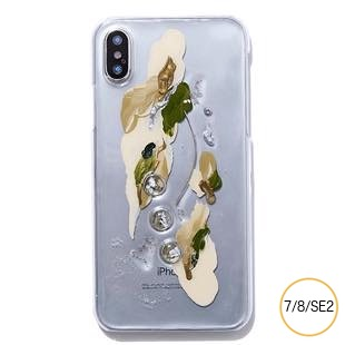 [ファッジ×カルキ]【HCコラボ】karuki phonecase forest for iPhone 8/7/SE2