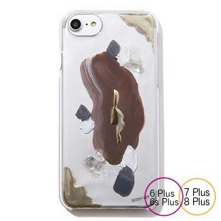[ニコイスト]nico+isTオリジナルphonecase for iPhone 8Plus/7Plus/6sPlus/6Plus