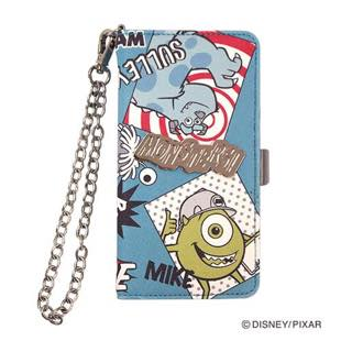 YOOY Disney COMIC METAL BOOK Blue for iPhone 8 / 7 / 6s / 6