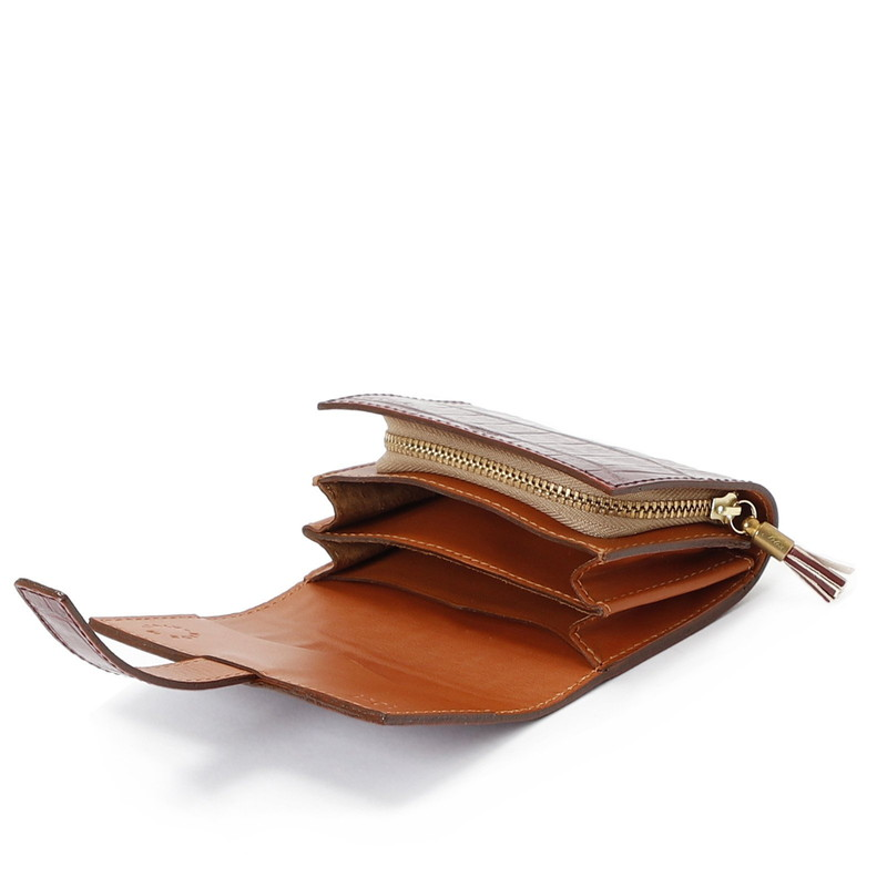 Felisi ミニ財布 の内装画像