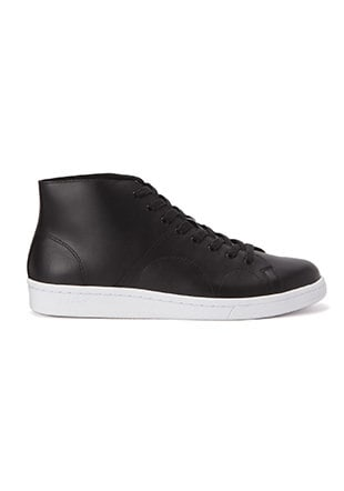 Fred Perry George Cox B721 Monkey Boot Leather