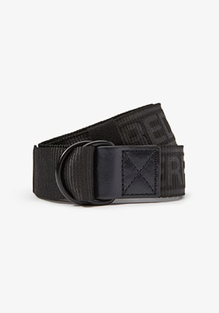 Fred Perry Heat Emboss Webbing Belt