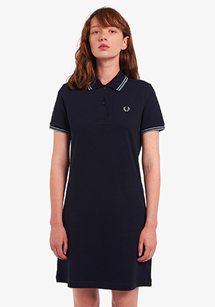 Twin Tipped Fred Perry Dress