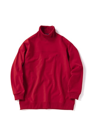 High Neck Sweat Shirt