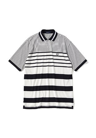Stripe Tennis Shirt