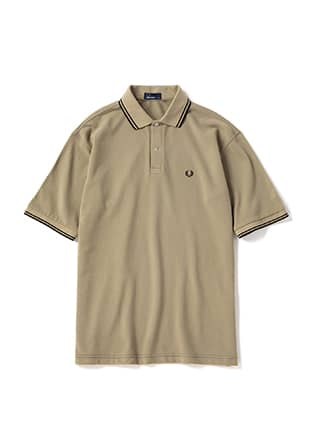 Laurel Leaf Dyed Polo Shirt