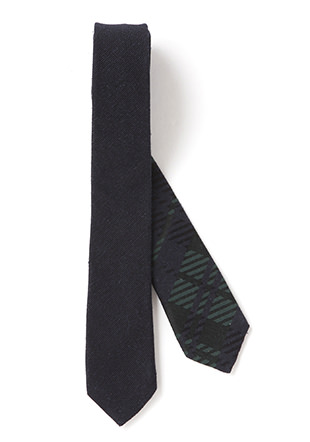 Silk Narrow Necktie