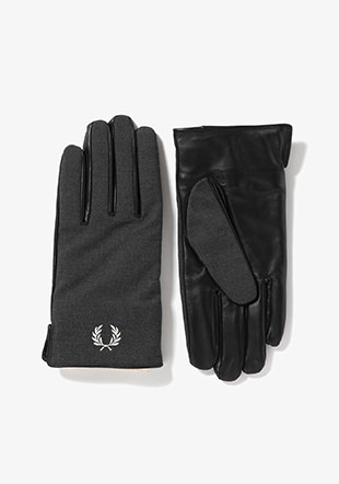 Panelled Gloves