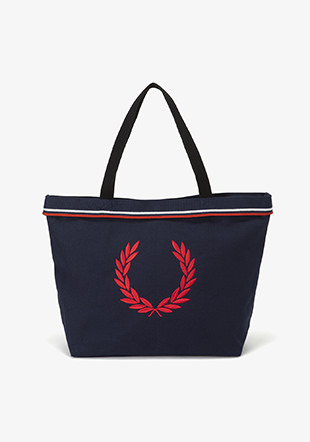 Twin Tipped Tote Bag