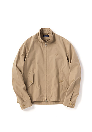 Shirt Harrington Jacket
