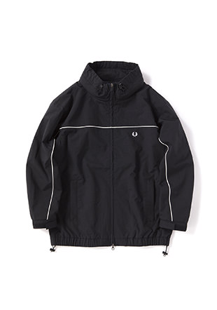 Blocker Zip Through Jacket