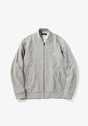 Sweat Bomber Jacket