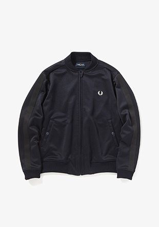Tricot Bomber Jacket