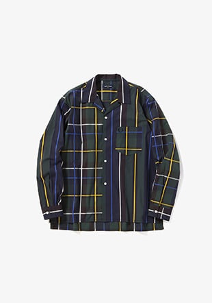 Stripe Bowling Shirt