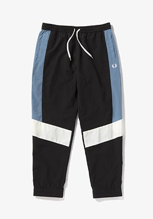 Chevron Track Pants