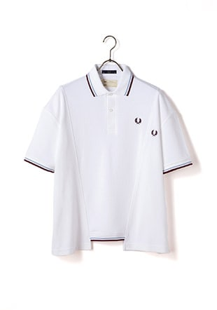 77Circa Twin Tipped Fred Perry Shirt