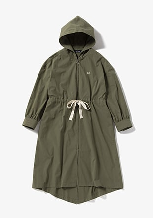 Light Weight Fishtail Parka