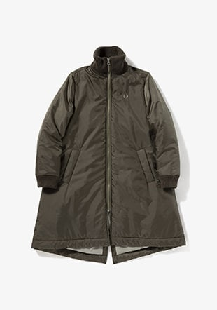 Padded Track Coat