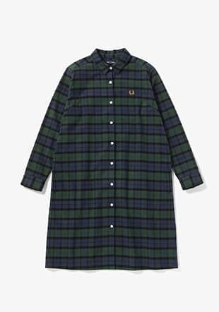 Blackwatch Shirtdress