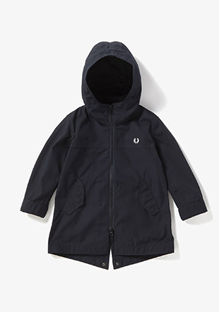 Kids Fishtail Parka Shirt