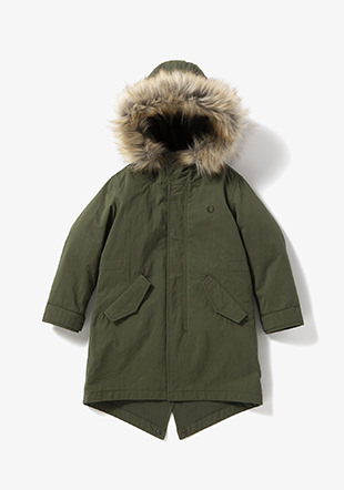 Kids Mods Parka
