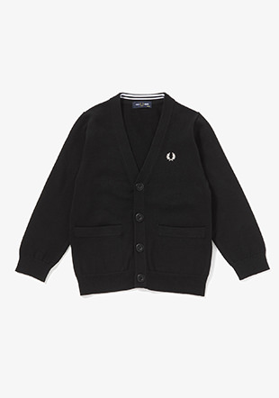 Kids V-Neck Cardigan