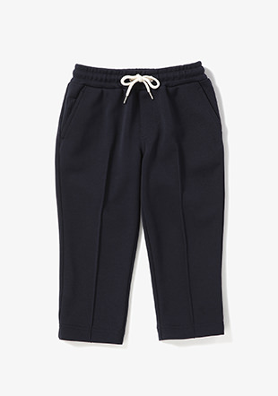 Kids Cropped Track Pants