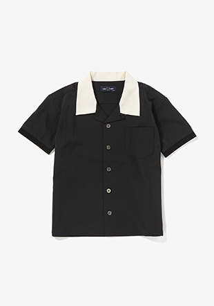 Kids Revere Collar Shirt