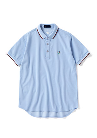 Luminous Tip Line Polo Shirt