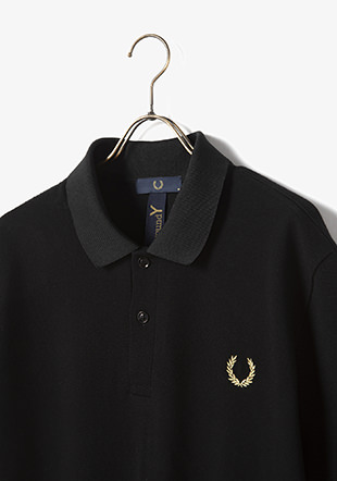 Ground Y × Fred Perry Pique Shirt