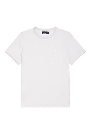 Laurel Wreath Print T-Shirt