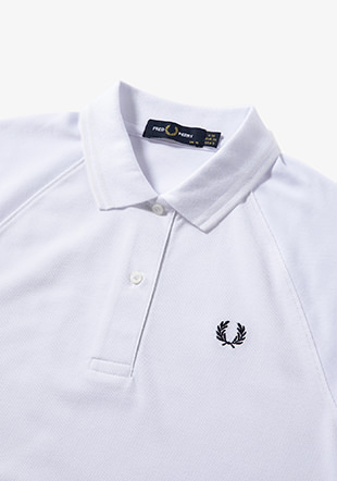 Taped Polo Shirt