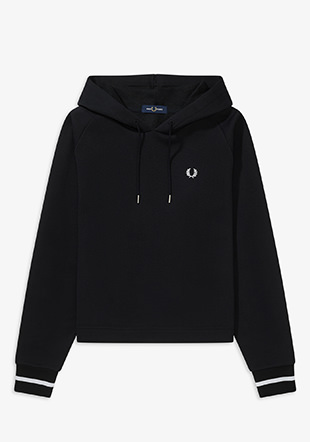 Branded Hooded Sweatshirt
