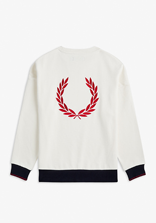 Laurel Back Sweatshirt