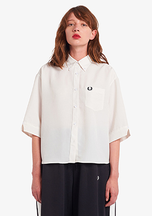 Boxy Oversized Shirt